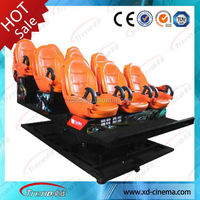 wholesale video game 9d 12d equipment system for shopping mall