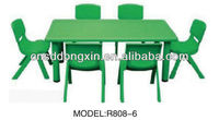 child study table and chair R808-6