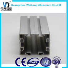 Aluminum Frame Profile for Assembly /industry line ,Weibang