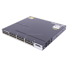Catalyst 3850 series 48 port SFP switch WS-C3850-48T-S