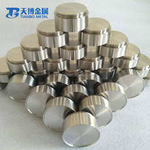 manufacturer supply high purity 99.95% FeCoTaZr alloy target cobalt tantalum zirconium sputtering target