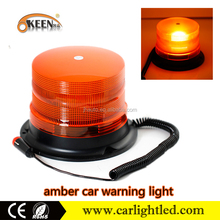 High Quality 5w Led Flashing Car Roof Light DC12V-24V Auto Car Warning Light for Sales