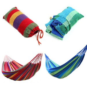 Wholesale Folding 2 Person Double Outdoor Portable Camping Hammock