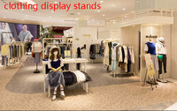 Clothes shop metal hooks belts and tie display holder/custom clothes accessories display rack for supermarket sales promotion