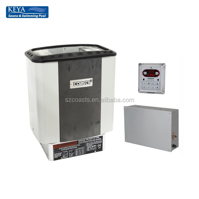 Coasts dry steam electric sauna heater for sauna room