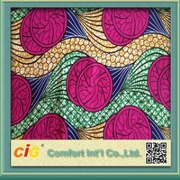 New Desgn African Veritable Super Wax Fabric