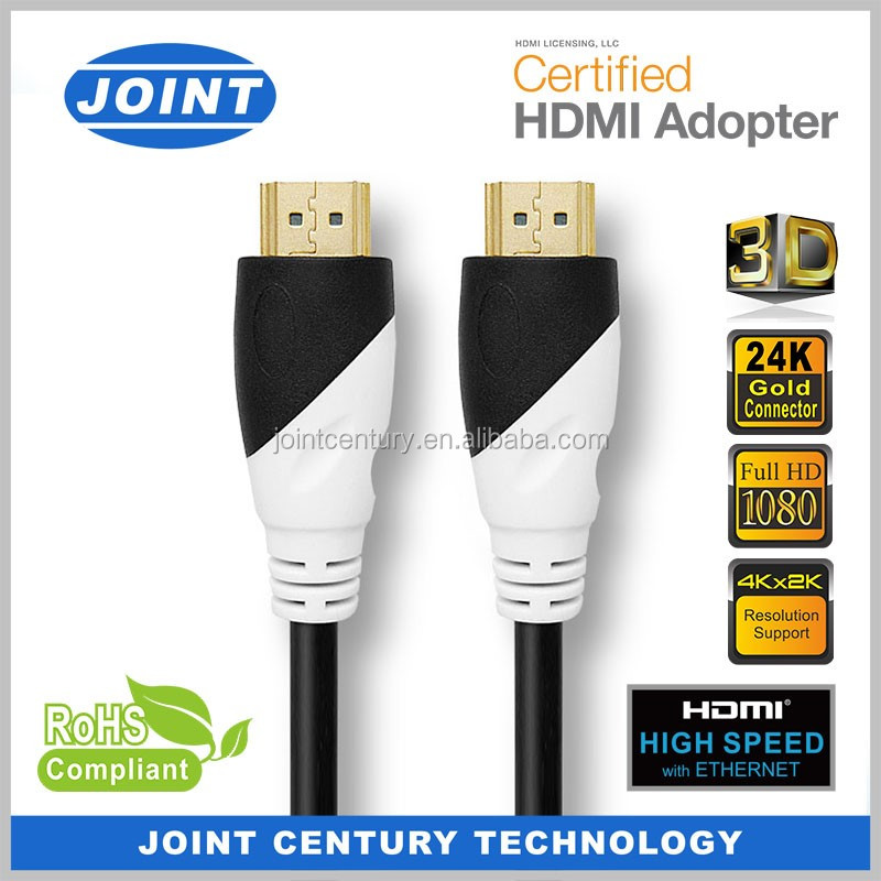 2017 HOT Selling HDMI Cable 2.0 4K Male to Male with Best Price for Set Top Box from China Supplier