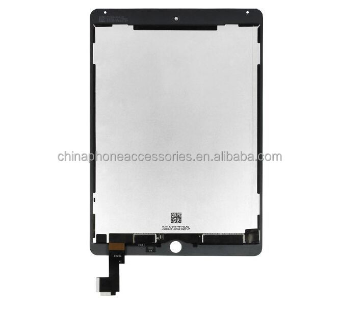 Original LCD Display Touch Screen Digitizer Assembly for iPad Air 2 LED Monitor Touch Screen