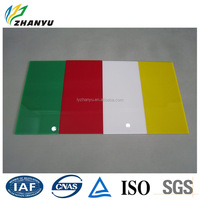 100 Virgin Lucite Cheap Price Scratch Resistant PMMA Plastic Sheet 3mm Colored Acrylic Sheet