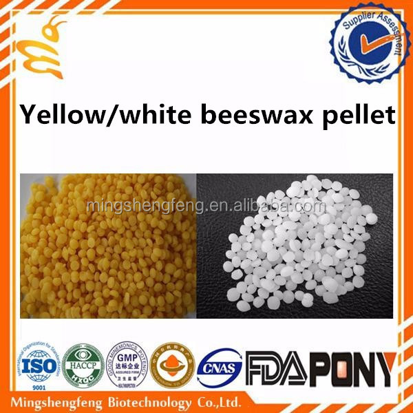 China Factory Directly Supply Bulk Wholesale Raw Yellow Beeswax For Sale