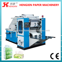HX-CS-190/2L Automatic Box-packing Facial Tissue Machine