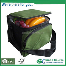 Insulated Type and Food Use Promotional 6 Pack Cooler Bag