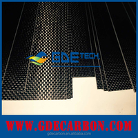 3k Carbon fiber board/panel/sheet plain/twill matte/glossy, different size for CNC cutting UAV/AIRPLANES usi