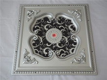 Luxury square ceiling medallion decorative ceiling wall for banquet hall