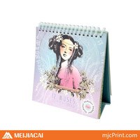 custom printing cheap 2014 wholesale calendar