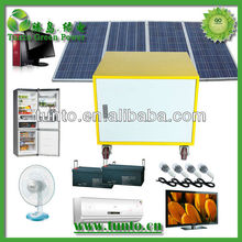 600W plug and play solar system for home use solar charging energy system