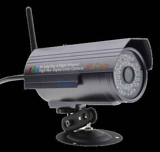 WansCam Wireless IP Camera