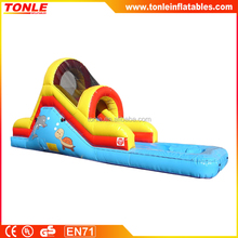 10ft Toddler inflatable Dry Slide for small kids