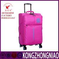 High Quality 300D Material various Color 3pcs/2pcs/4pcs Set new products OEM&ODM Trolley luggage