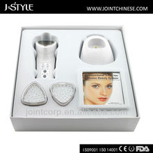 J-Style New Home Use Ipl Multifunction Galvanic Ionic Microcurrent Best Handheld Photon Led Skin Rejuvenation