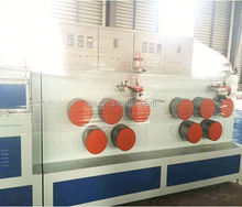 PET high-strength fibers polyester fibers strip production line