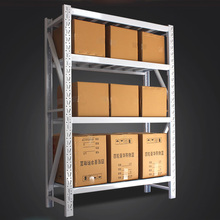 industrial steel plate storage rack <strong>shelves</strong>, light duty warehouse storage racks