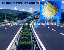 Hydrocarbon resin C5 Used to hot melt Road Marking paint