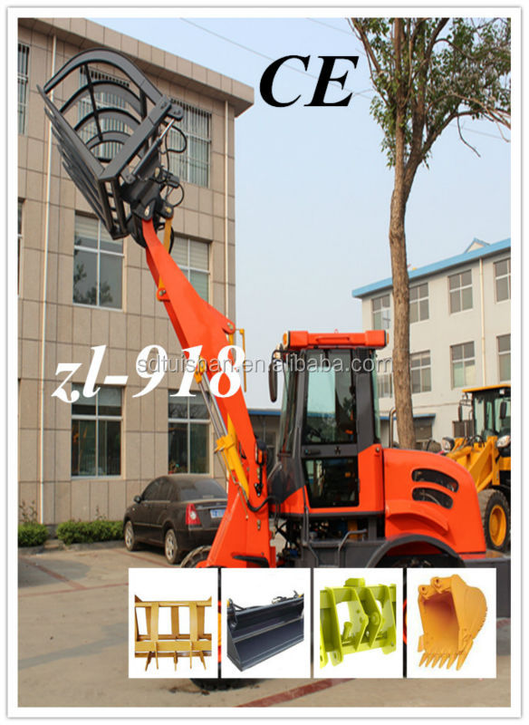 aolite wheel loader loaders from construction equipments factory