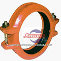 cast grooved fitting-grooved coupling