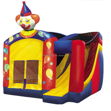 Trade assurance customized adult baby bouncer classics durable material castle crown jumping castle