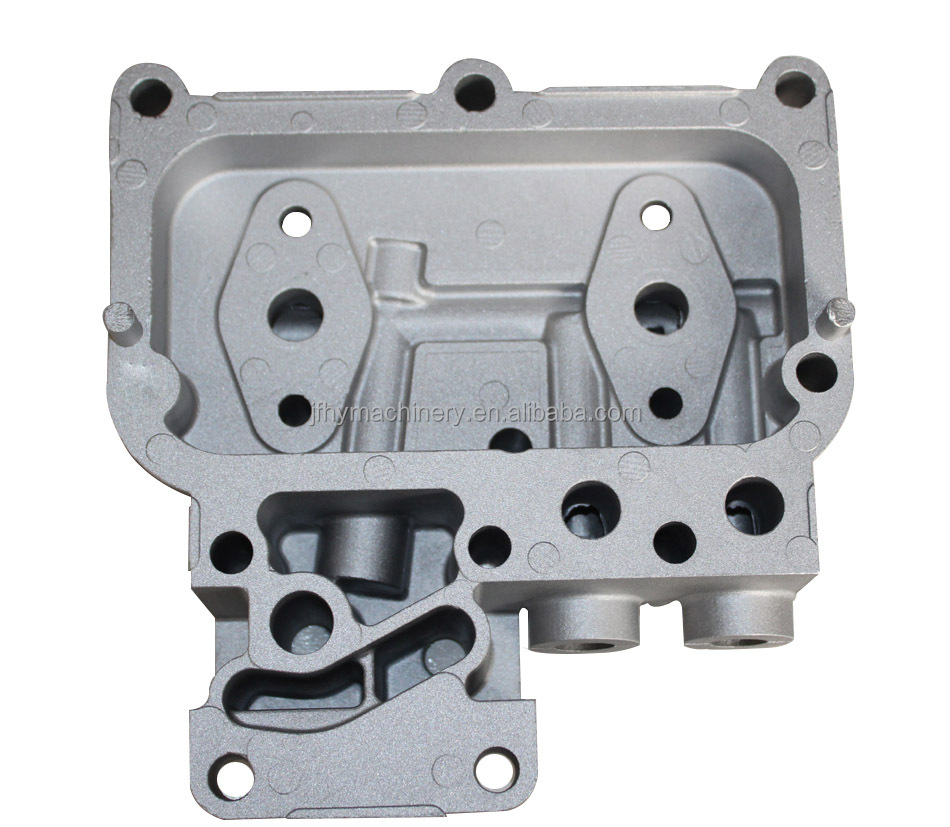Chinese factory Aluminum die casting for adapter part casting part casting parts
