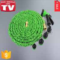 Best selling products aliexpress Polyester Fabric Freestanding Rewindable fire hose reel