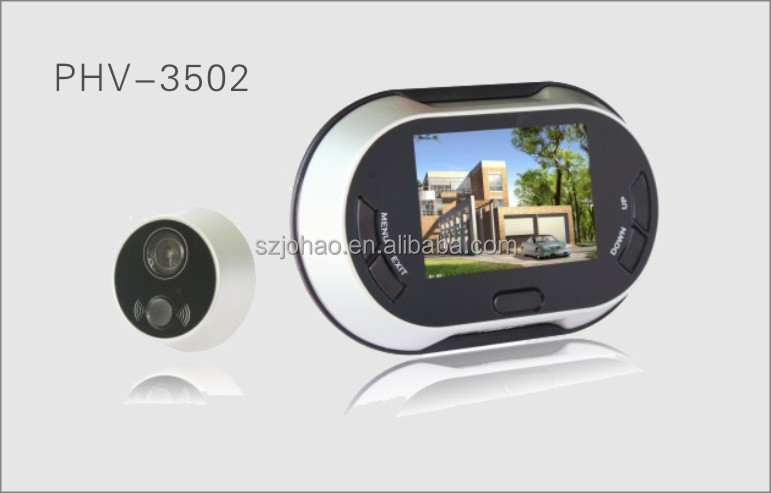 China Factory Front Door Peephole Viewer for Smart Home