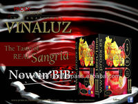 VINALUZ Sangria Wine 7.0% bag in box BIB 3x5l