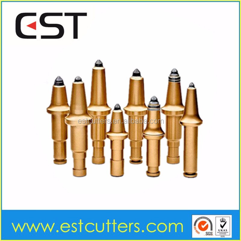 drill bit for underground coal mining equipment