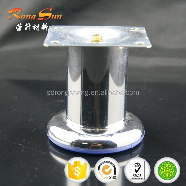 Modern siliver stainless steel furniture leg for sofa &home furniture leg&office furniture feet