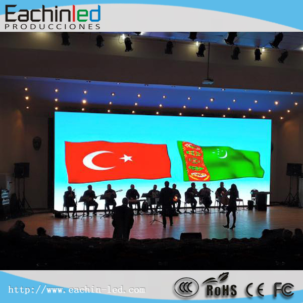 P3.75 Indoor Full Color HD LED Wall Video Digital LED Advertising Panel