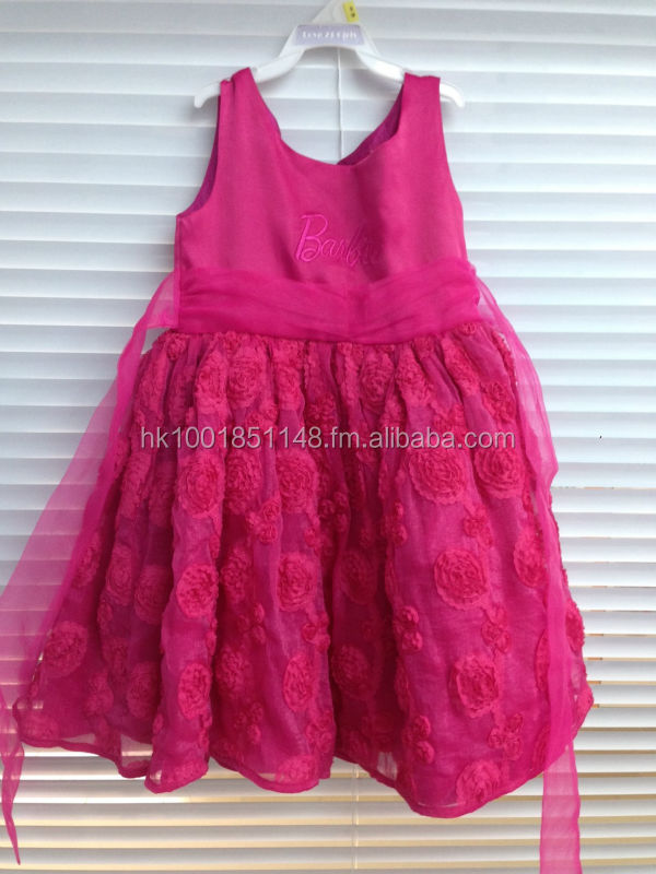 Hot sale fashion Girls' Party Dresses IBC1004
