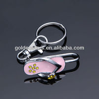 New products 2013 super magnetic and smart lost key finder with cute slipper