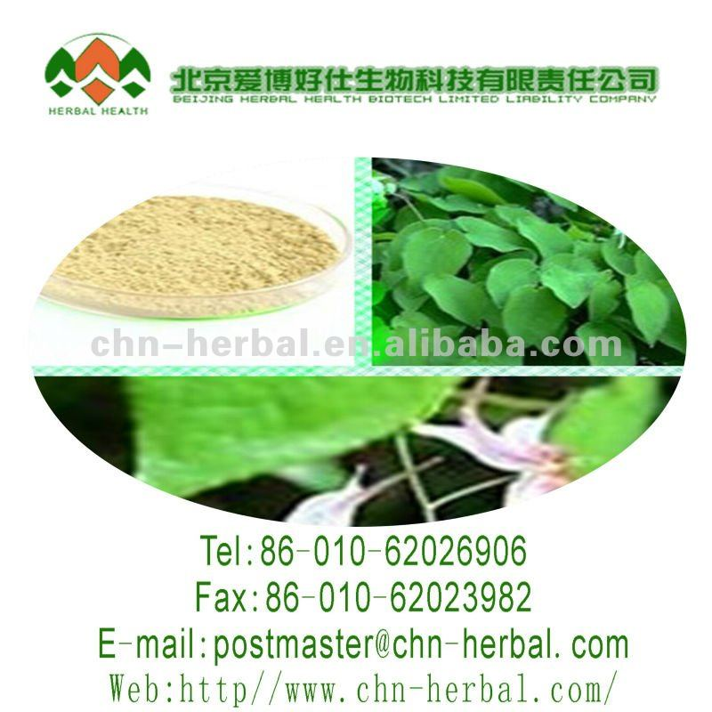 top quality natural 10% horny goat weed