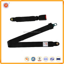 Factory Supply Universal 3 Point Adjustable Retractable Car Seat Belt