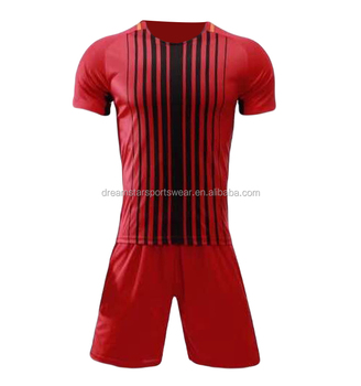Professional Custom Design Sublimated Soccer Jersey