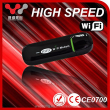 Portable wifi 3g wifi router for buses