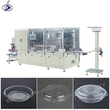 DB-520A/B ruian automatic fast food container plastic forming machine for cup lid price Material use PP/PS/PET/PLA/PVC