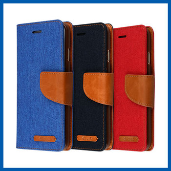 C&T Hight quality products mobile phone accessories for iphone 6s wallet leather case