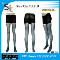 Taiwan quality sublimation print tights for women sexy low MOQ free sample