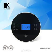 Indoor CO alarm siren with LCD / LED