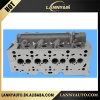 excavator engine parts Renault K9K cylinder head OE 7701473181