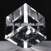 optical cystal cube,Wholesale Bulk Factory Blank Crystal Cube For 3D Laser Engraving