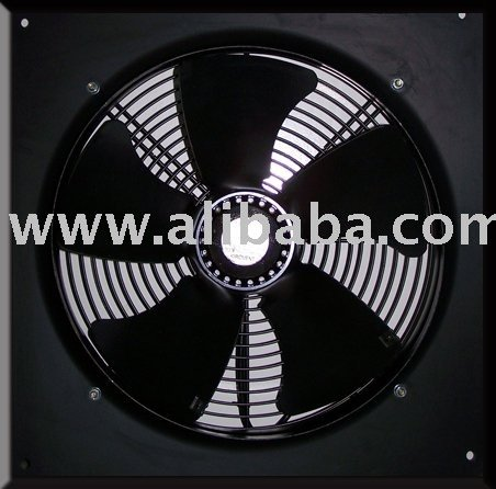 Axial Fan With External Rotor Motor (KV 4VGC15 200A Y06-02)